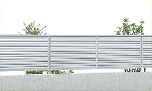 フェンス例1